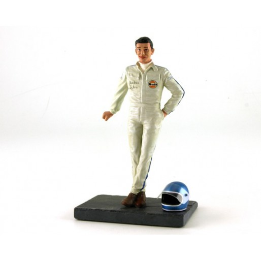 LE MANS miniatures Figurine 1/18 Jacky Ickx
