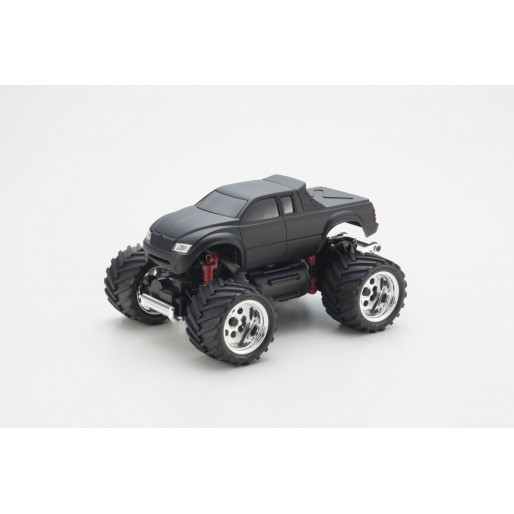 Kyosho Mini-Z Monster EX MAD FORCE Noir Mat - Readyset (KT18-ASF)