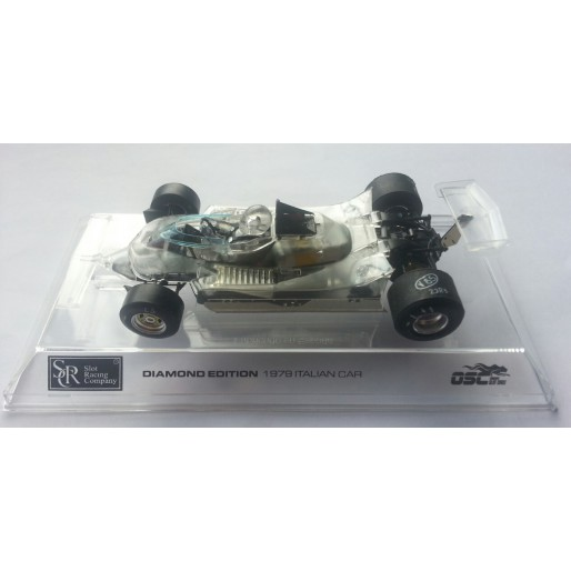 SRC 02207 Ferrai 312 T4 Diamond Edition