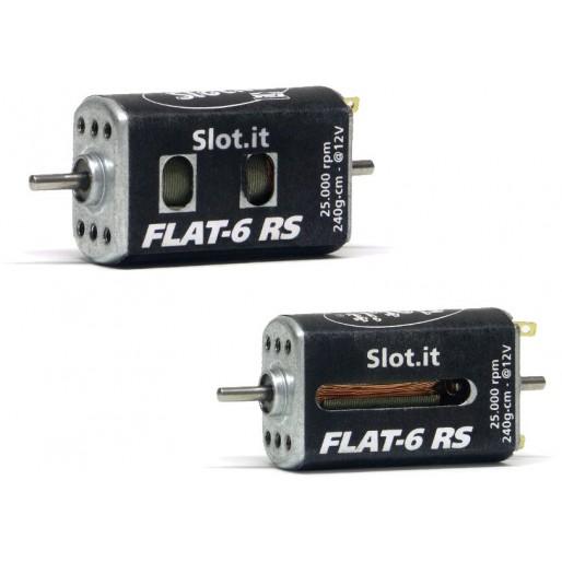 Slot.it MN14h Flat-6 RS - 25000 RPM 240g*cm