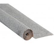 NOCH 00080 Gravel Mat, grey, 120 x 60 cm
