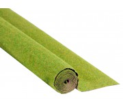 NOCH 00270 Flowered Grass Mat, 120 x 60 cm