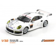 Scaleauto SC-6067a Porsche 991 Cup Racing Kit - White
