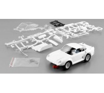 Scaleauto SC-6089 Porsche 959 Raid White Racing Kit