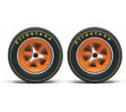 Slot.it PA46 Wheel inserts for hubs Ø15,8 mm Ford GT40 type x4