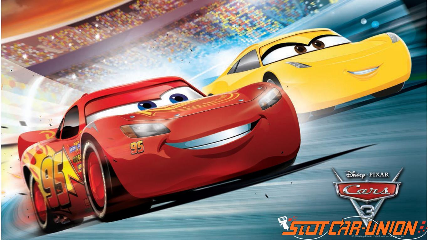 Carrera Evolution 27539 Disney Pixar Cars 3 Lightning Mcqueen