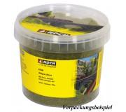 NOCH 7099 Herbes sauvages XL, vert foncé, 12 mm