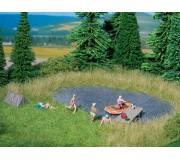"NOCH 07442 Natur+ ""Bathing Lake"""