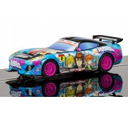 Scalextric C3838 Team GT Lightning - Team GT Sunrise (Anime)