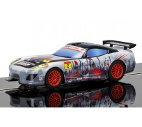 Scalextric C3839 Team GT Lightning - Team GT Spartan (Comic book)