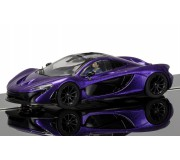Scalextric C3842 McLaren P1, Purple