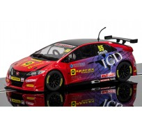 Scalextric C3860 BTCC Honda Civic Type R, Jeff Smith
