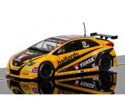 Scalextric C3861 BTCC Honda Civic Type R, Matt Neal
