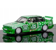 Scalextric C3865 BMW M3 E30, Sport Evolution Team Tic Tac