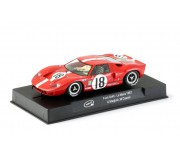 Slot.it CA18e Ford GT40 n.18 24h Le Mans 1967
