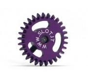 Slot.it GA1629e Couronne 29 dents Ø16mm pour moteur transversal incliné