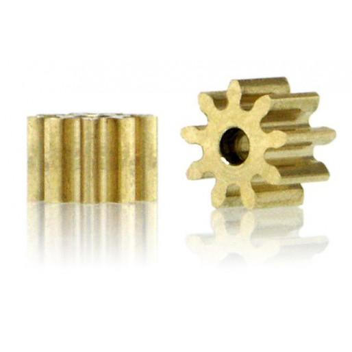 Slot.it PI559o15 Pinions 9 teeth Ø5,5mm - internal Ø1,5mm x2