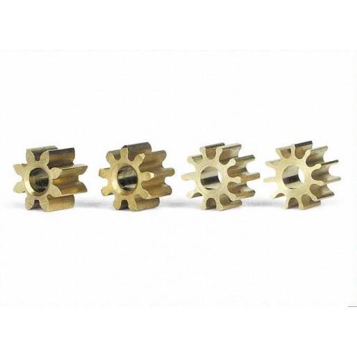 Slot.it PIMX Mix Inline Pinions 8-9-10-11 teeth Ø5,5mm