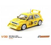 Scaleauto SC-6154R MG Metro 6R4 Camel Off-Road 1991 n.4