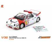 Scaleauto SC-6155R Ford RS200 Rally Principe Asturias 1986 n.3