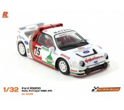 Scaleauto SC-6156R Ford RS200 Rally Portugal 1986 n.15