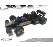 Flyslot 040303 Williams FW08C Johnnie Walker  Edition