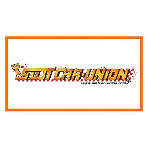 Autocollant Slot Car-Union