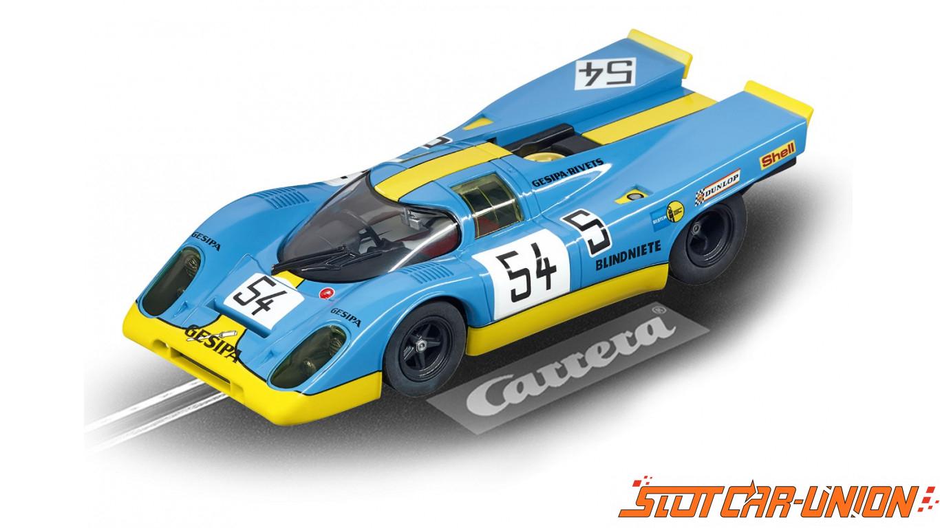 carrera digital 132 30791 porsche 917k gesipa racing team. Black Bedroom Furniture Sets. Home Design Ideas