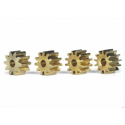 Slot.it PSMX Mix Pignons Sidewinder 10-11-12-13 dents Ø6,5mm