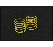 Black Arrow BASP01A Super Soft Suspension Springs (Yellow) x4