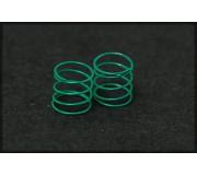 Black Arrow BASP02A Soft Suspension Springs (Green) x4