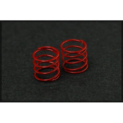 Black Arrow BASP03A Ressorts de Suspension Medium (Rouge)
