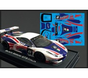 Black Arrow BABC02D Ferrari GT3 Italia Kit Carrosserie STANLEY