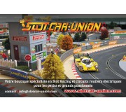 Cadeau: Lot de Carte de Visites Slot Car-Union