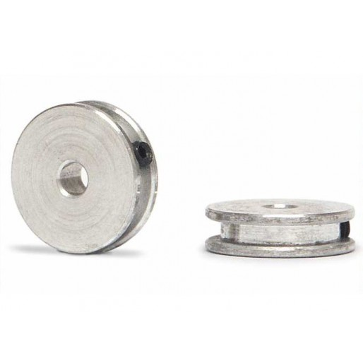 Slot.it PA28 Aluminium Pulley x2