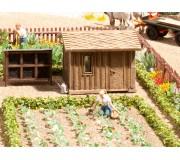 NOCH 14109 Obstgarten-Set