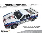Flyslot 046102 Lancia 037 Monte Carlo 1985 Henri Toivonen - Juha Piironen