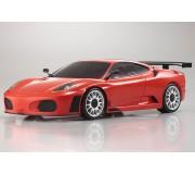 Kyosho Mini-Z MR03 Sports 2 Ferrari 430 GT Rouge (W-RM/KT19)
