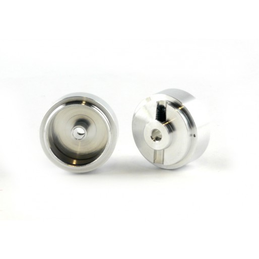 Slot.it W15808215A Hubs Aluminum Ø15,8 x 8,2mm x2