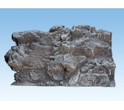 "NOCH 58492 Paroi rocheuse ""Dolomite"", 30 x 17 cm"
