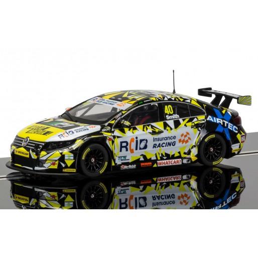 Scalextric C3864 BTCC VW Passat, Aron Smith