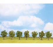 NOCH 25090 Arbres fruitiers, verts