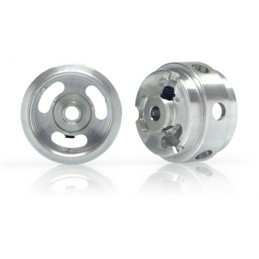 Slot.it WH1186-Mg Hubs Magnesium Hollow Ø16,5 x 10mm x2
