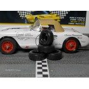 Paul Gage XPG-21083 Urethane Tires 21x8x3mm x2