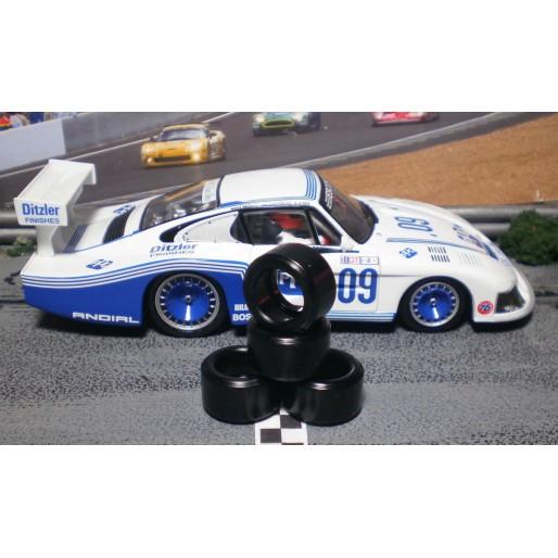 Paul Gage XPG-19137LM Urethane Tires 19x13x7mm x2