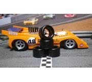 Paul Gage XPG-20115 Urethane Tires 20x11x5mm x2
