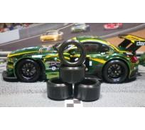 Paul Gage XPG-20125LMXD Urethane Tires 20x12x5mm x2