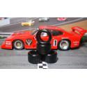Paul Gage XPG-20137LM Urethane Tires 20x13x7mm x2