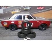 Paul Gage XPG-21083FF Urethane Tires 21x8x3mm x2