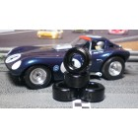 Paul Gage XPG-21103 Urethane Tires 21x10x3mm x2